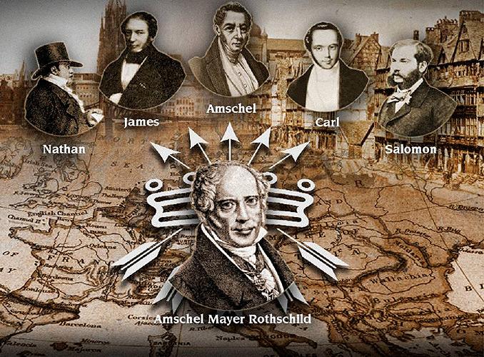 <p><strong><b>名门望族</b></strong></p> <p><i>罗思柴尔德家族是欧洲著名家族,以其在商界的耀眼成功而闻名,家族还热心于慈善事业与公益赞助。家族创始人是马约·阿姆斯切·罗思柴尔德 (Mayer Amschel Rothschild),他在18世纪末派遣其5个儿子去征服欧洲各大都市,并在那里创建了众多实力雄厚的金融机构。</i></p>