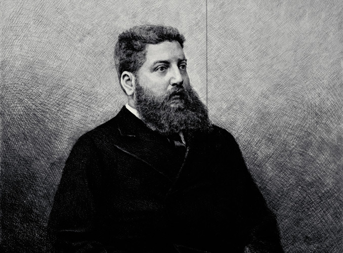 <p><strong>Baron James Edouard de Rothschild (1844-1881)</strong> Baron Henri's father.</p>