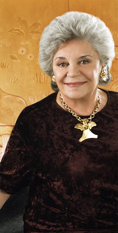 Baronne Philippine de Rothschild