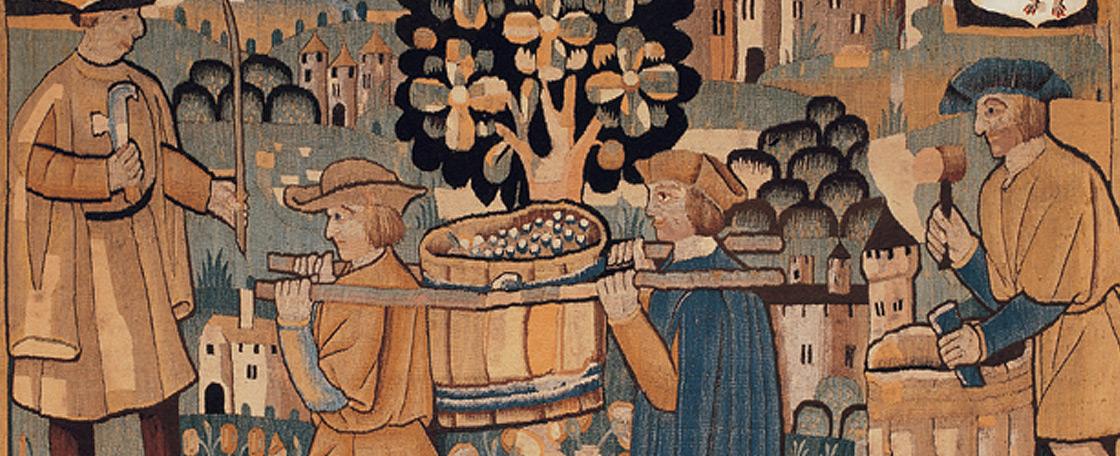 Le Musée du Vin dans l'Art