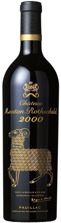 Château Mouton Rothschild 2000