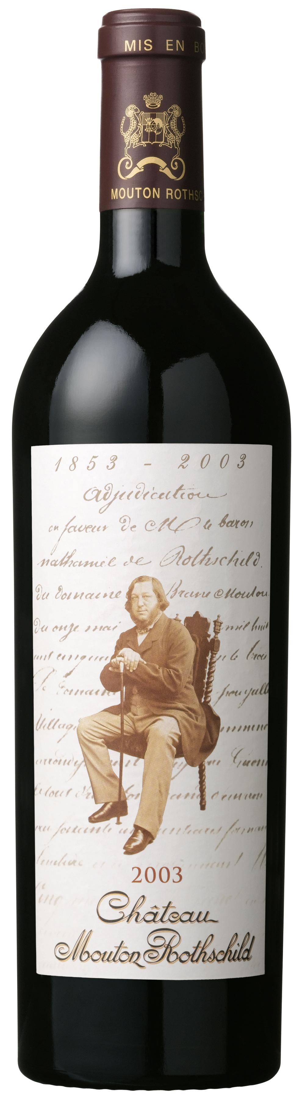 Château Mouton Rothschild 2003