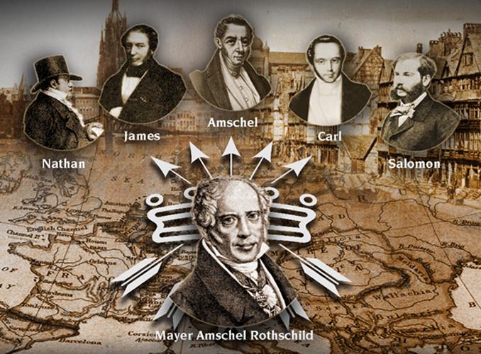 <p><strong>Une célèbre dynastie</strong><strong></strong></p> <p>La famille Rothschild, célèbre famille européenne, est connue pour son rôle éminent dans la finance, le vin et la philanthropie. Le fondateur de la dynastie, Mayer Amschel Rothschild, a envoyé à la fin du XVIIIe siècle ses cinq fils à la conquête des grandes capitales d'Europe, où ils ont créé des institutions financières puissantes.</p>