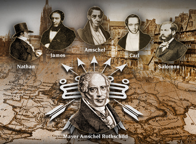 <p><strong>A famous European Family</strong></p> <p>The Rothschilds, a famous European family, are well-known for their eminent role in finance, wine and philanthropy. In the late 18th century the founder of the dynasty, Mayer Amschel Rothschild, sent five of his sons to conquer the major capitals of Europe, where they created powerful financial institutions.</p>